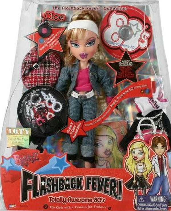 bratz flashback fever cloe also adding this charming