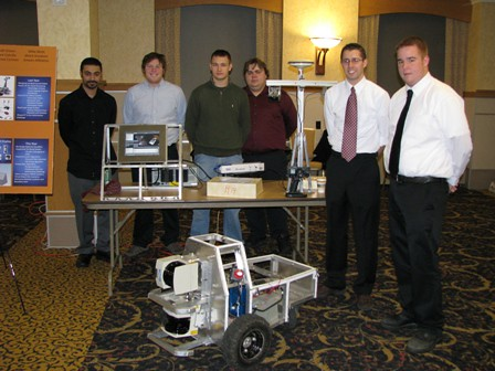 Intelligent Ground Vehicle Competition | by Michigan Tech