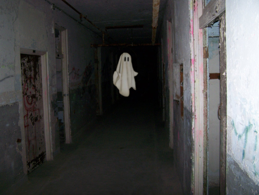 Photos of real ghosts caught on camera