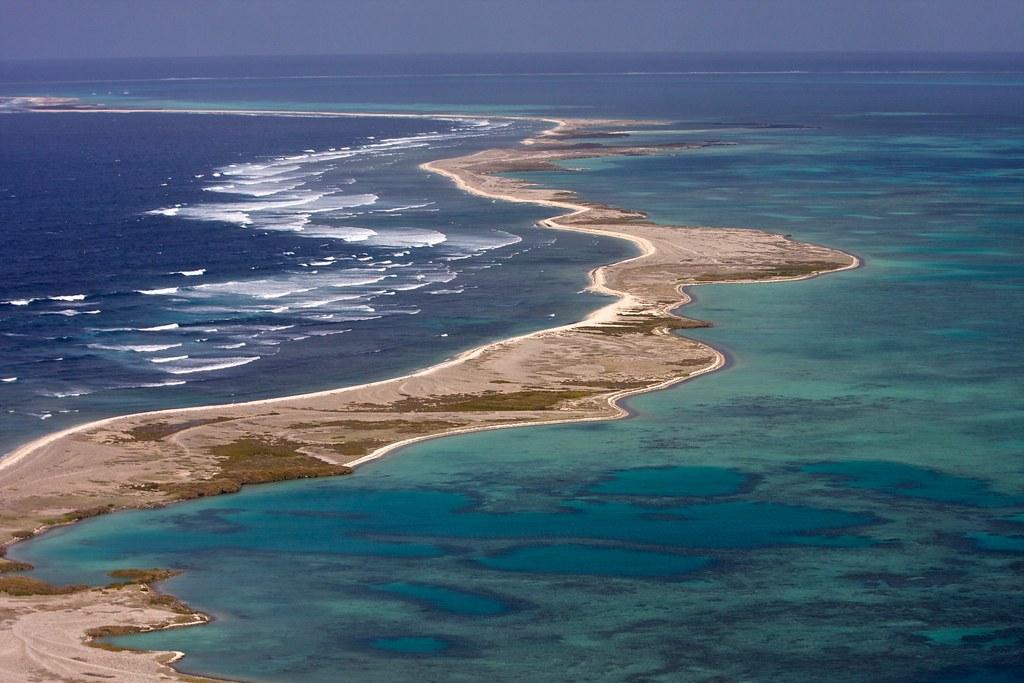 Pelsaert Island The Biggest Island Of The Pelsaert Group