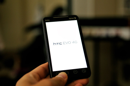 HTC EVO 4G | by Mike Saechang