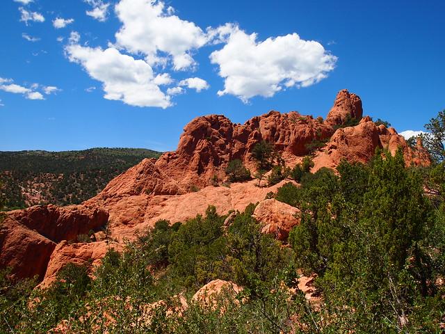 Garden Of The Gods Colorado Springs Co Explore