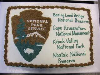 NPS Cake Art The artistic Kotzebue cake maker who ...