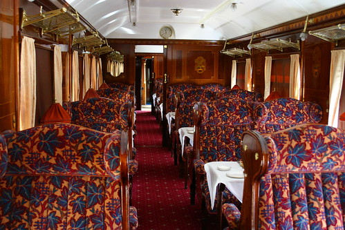 pullman car christine the newly restored interior of pul flickr. Black Bedroom Furniture Sets. Home Design Ideas