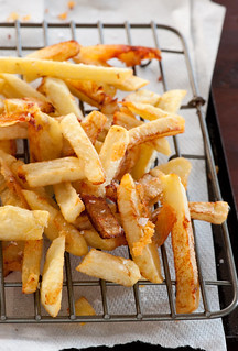cold oil potato chips [fries] | by jules:stonesoup