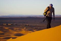 Merzouga desert and the Atlas by D CAVALCANTI