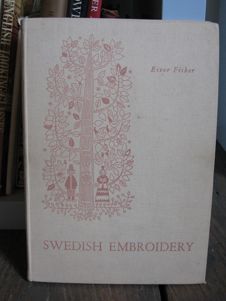 Swedish Embroidery By Eivor Fisher Published 1952 2010 Ju Flickr