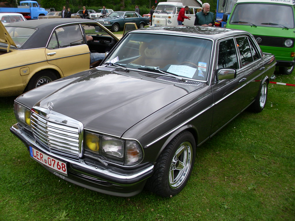 Mercedes benz w123 280e amg 1 bockhorn 2010 too much for How much are mercedes benz
