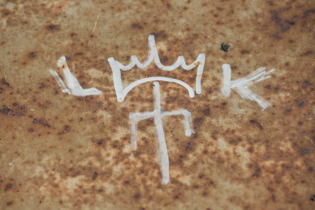 Latin Kings Graffitti