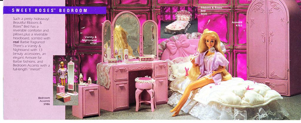 Barbie Badezimmer.
