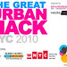 The Great Urban Hack thanks our sponsors
