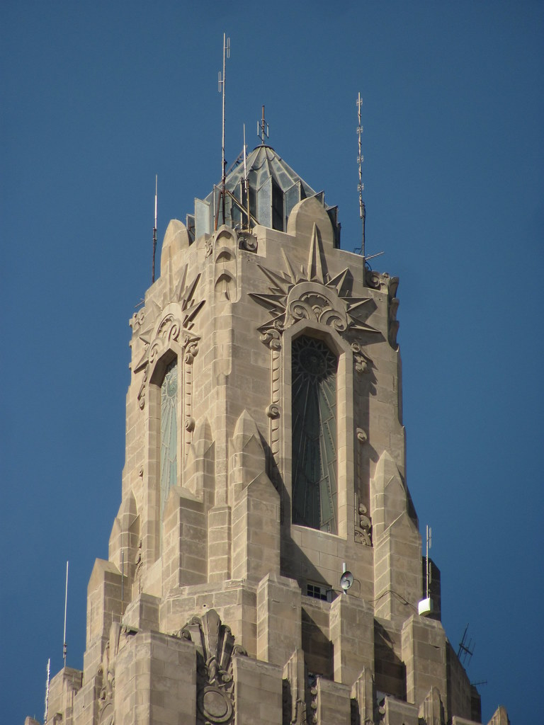 Art deco kansas city power and light building kc mo img for Architecture art deco