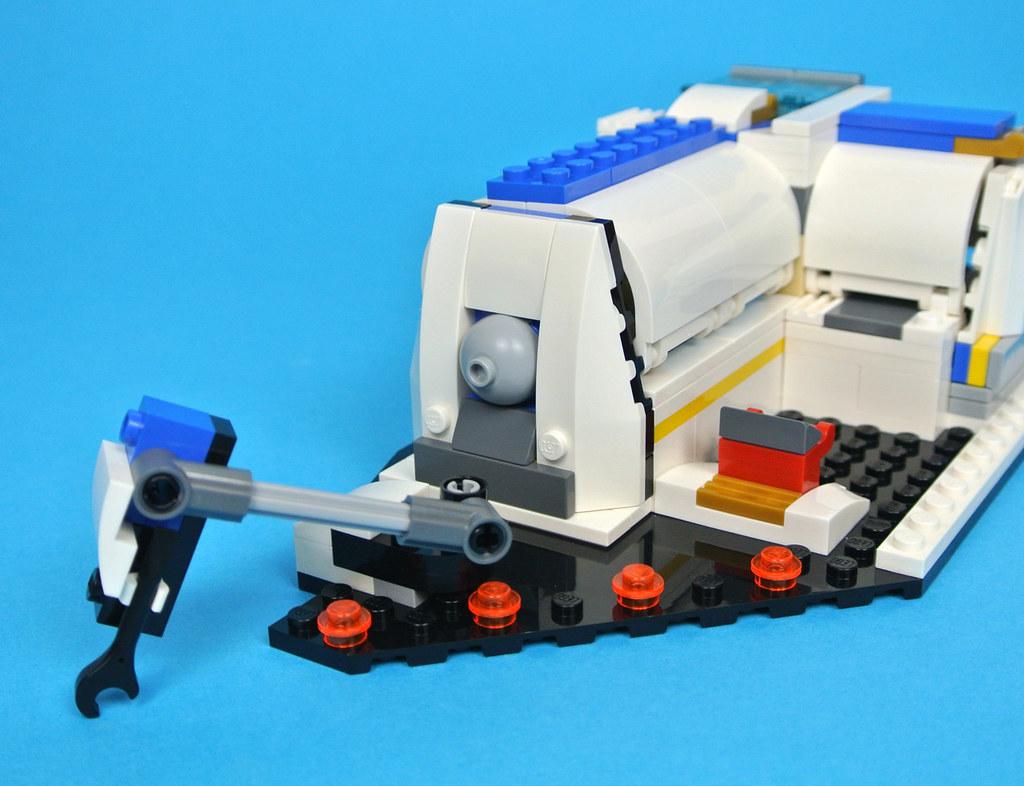 lego space shuttle brickset - photo #14