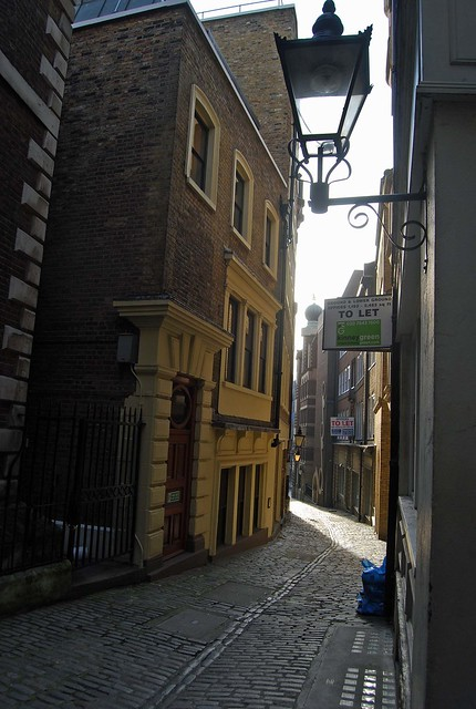 London's secret passageways