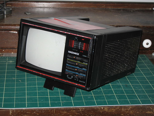 Magnavox BH3908 Portable TV | by WillWinder