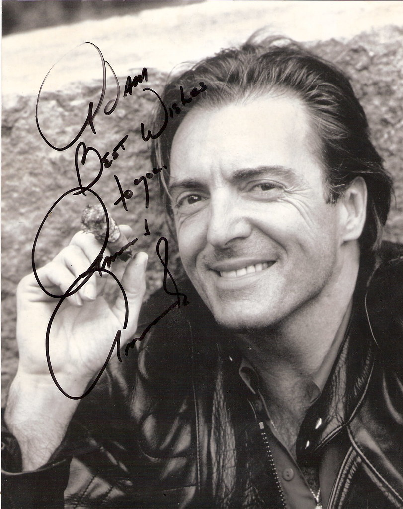 Armand Assante Armand Assante by A