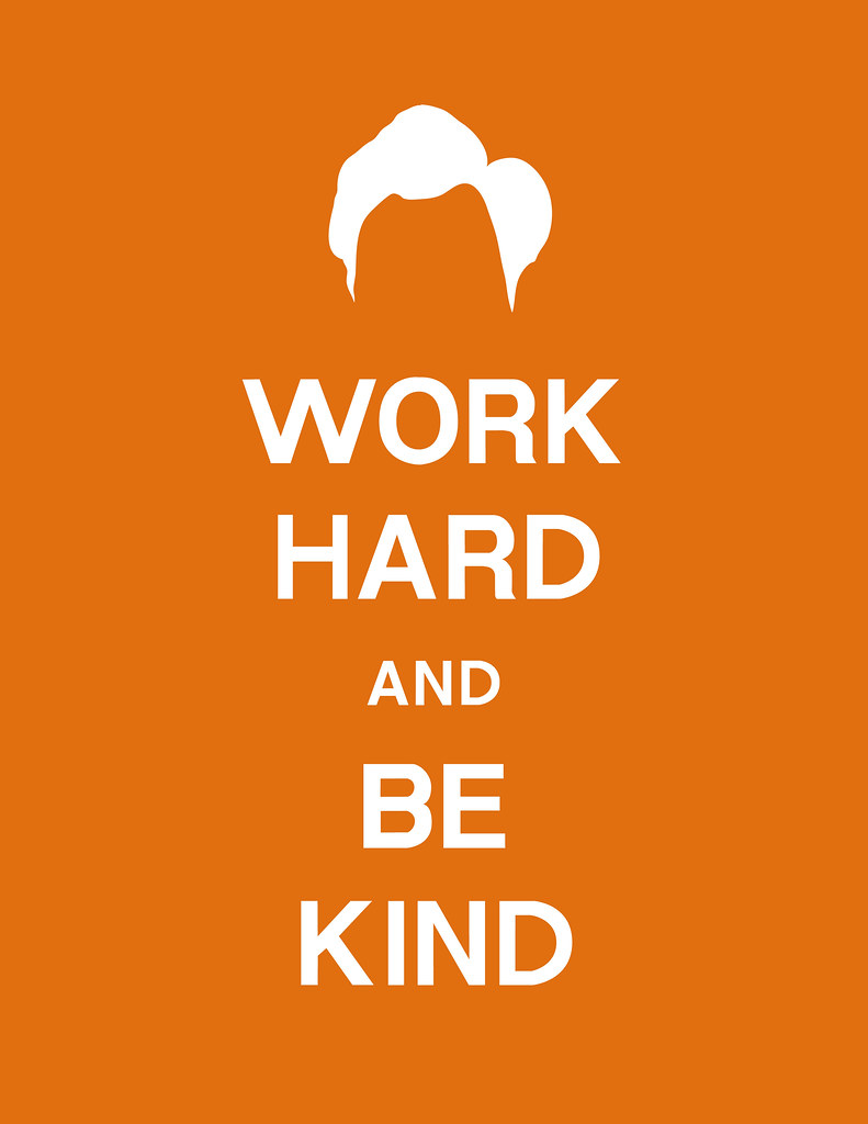 Work Hard And Be Kind | VOTE FOR THIS DESIGN ON THREADLESS ...
