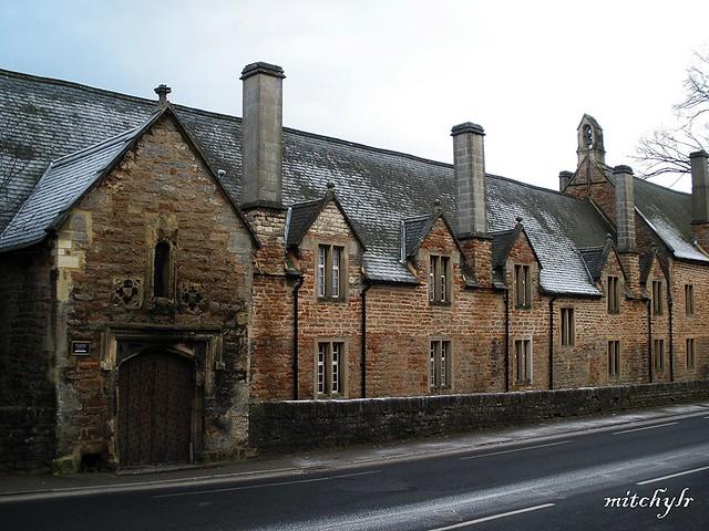 Alms Houses 1
