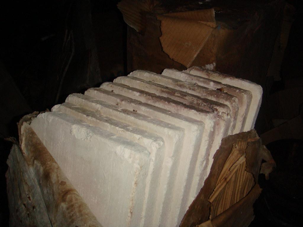 Pabco Super Caltemp Insulation Block Vintage Unused