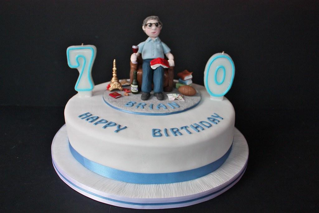 brian u0026 39 s birthday cake