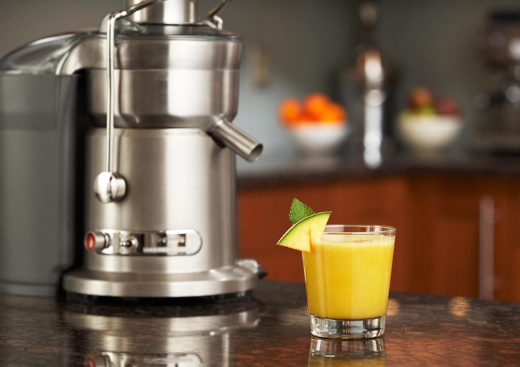 Slow Juicer Mango : Cantaloupe, Mint and Mango Juice 1of2 When you juice with ? Flickr
