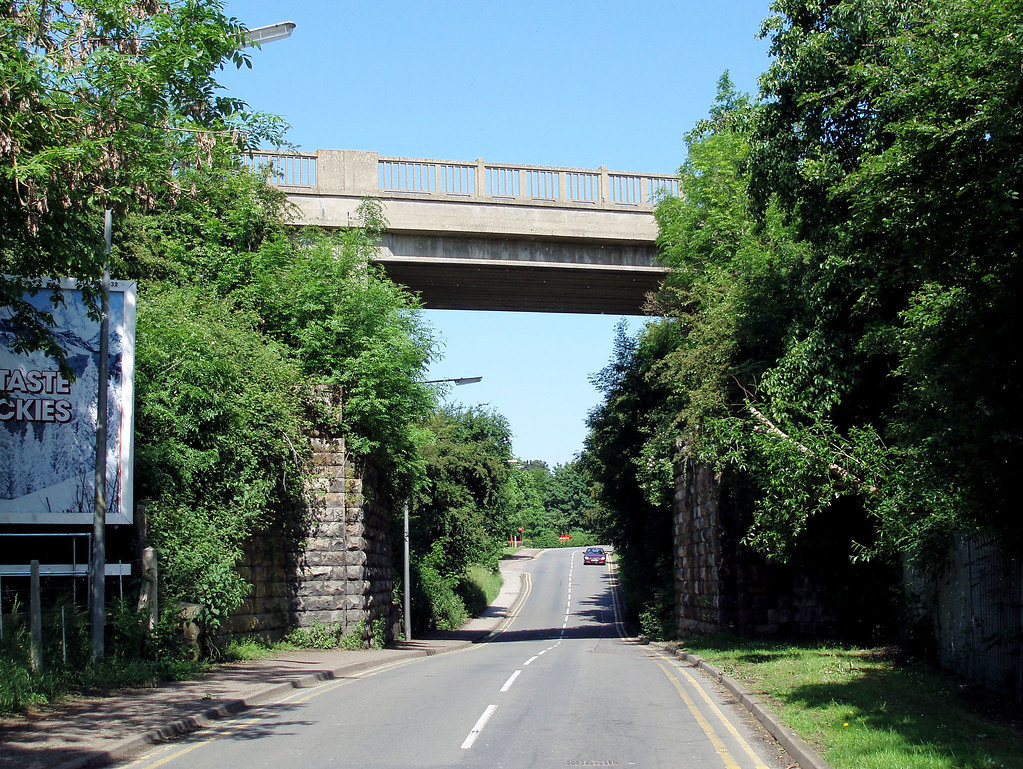 Bletchley Bridges The Abutments Of Bridge 2 Over Water