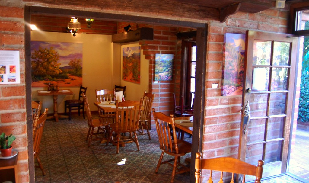 Flora Tea Room Henbury