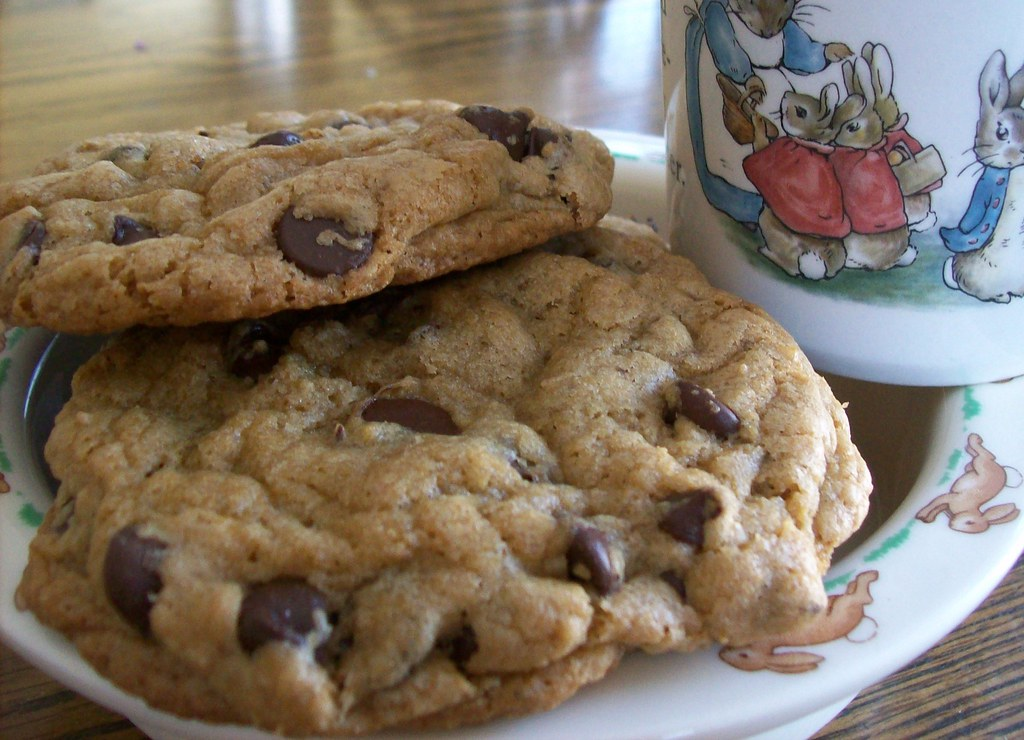 Sweet sundays chocolate chip cookies always say home for Sweet home 3d chip
