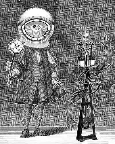 ASTRONOMICA 7 | by LARRY  CARLSON