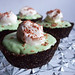 Mini Grasshopper Pies