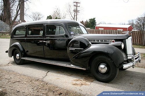 1940 henney packard hearse this hearse is used by the