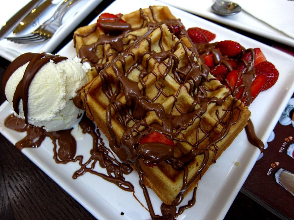 Belgian Chocolate Sauce For Ice Cream