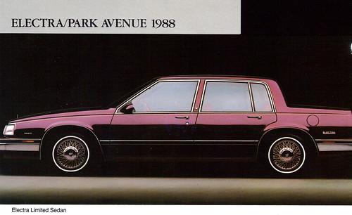 1988 Buick Electra Limited 4 door sedan   coconv   Flickr