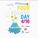 Foursquare Day T-Shirt Design