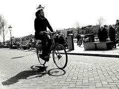 Life In Amsterdam - The Caring King | by AmsterSam - The Wicked Reflectah