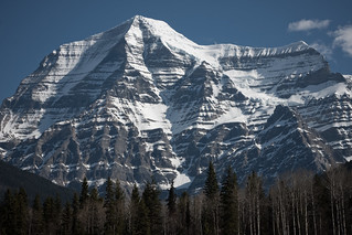Mount Robson | by somenice