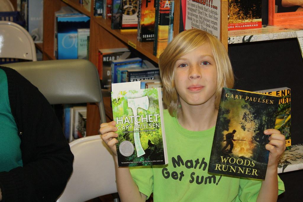 Lawn boy returns book report