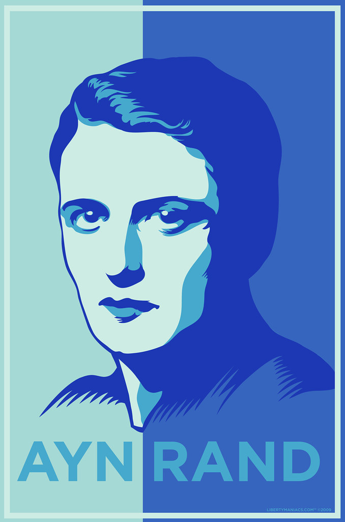Ayn rand world domination