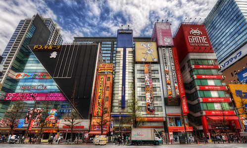 Akihabara Street | by Stuck in Customs