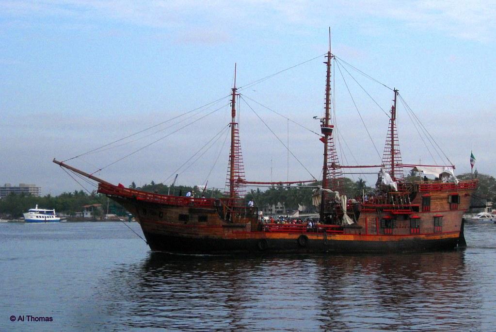 Pirate Ship Tour Ocean City Nj