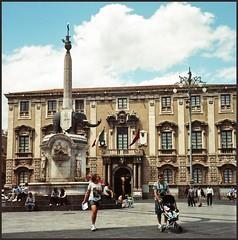 Catania Palazzo degli Elefanti