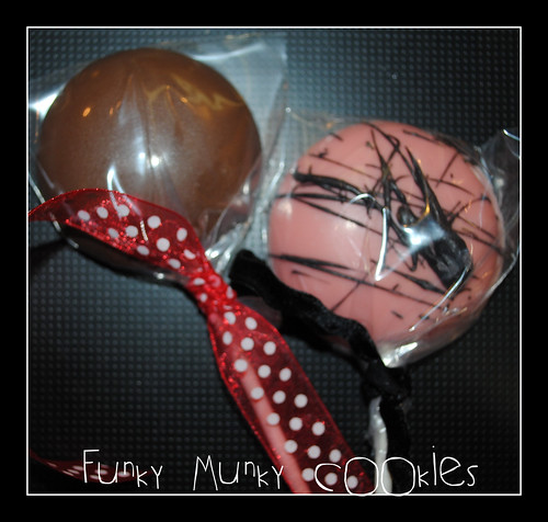 Chocolate Lollipop | by Funky Munky Goodies