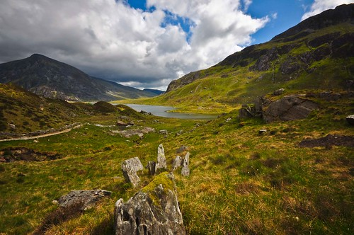 Across Llyn Idwal,Snowdonia | by Dylan.Edwards38.
