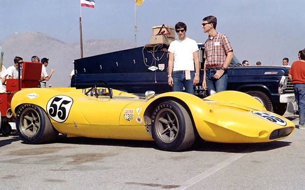 Can Am Car >> Shelby King Cobra at Riverside Can-Am 1967 | The Jerry ...