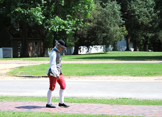 Colonial Man Williamsburg | by Serge Melki