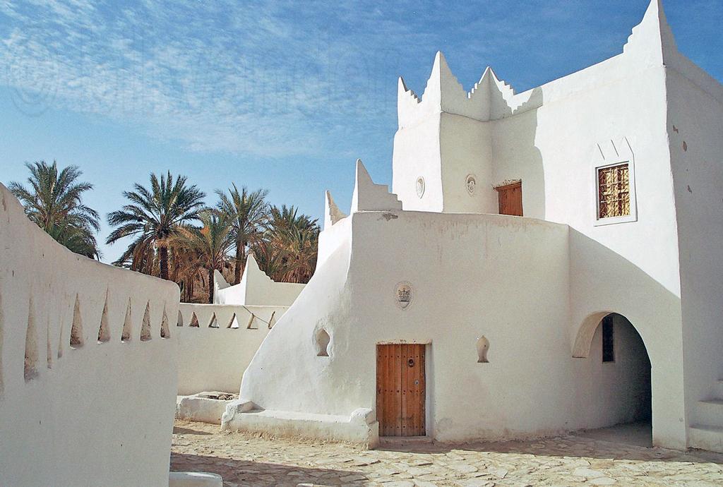 Libya Sahara Desert Oasis Of Ghadames Twareg
