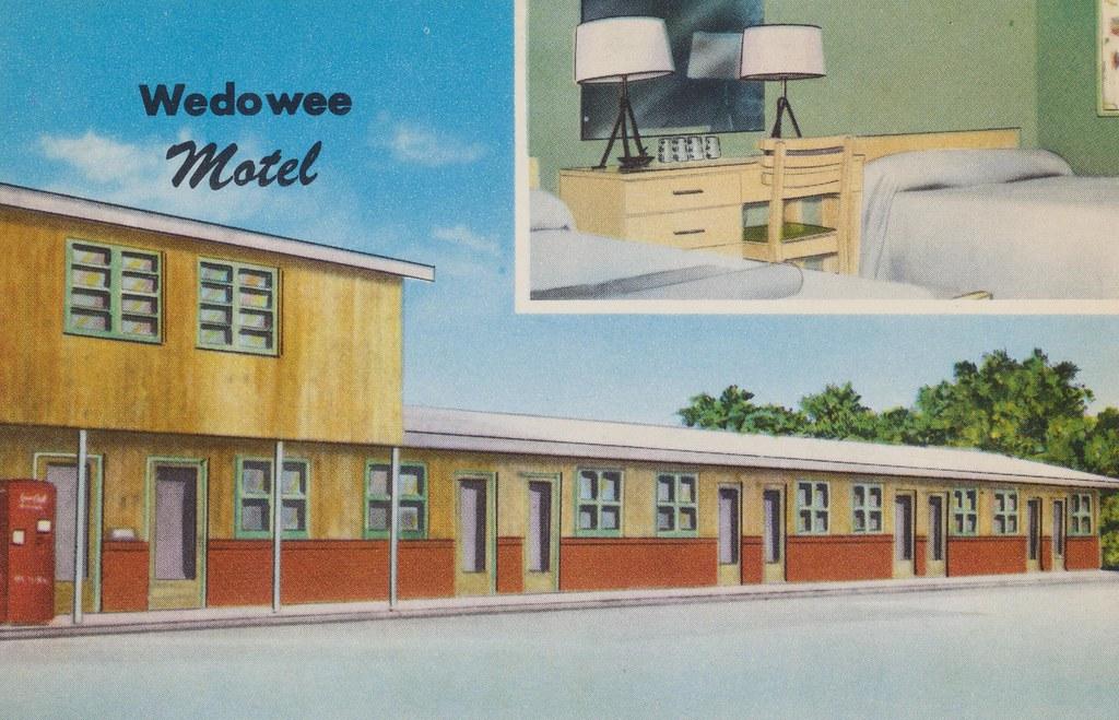 Wedowee Motel - Wedowee, Alabama