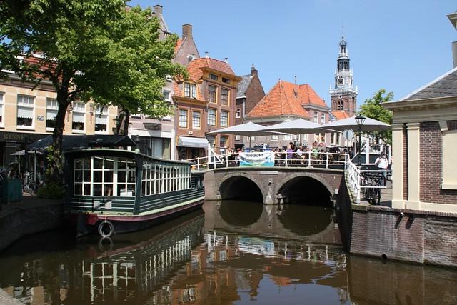 Paseando por Alkmaar