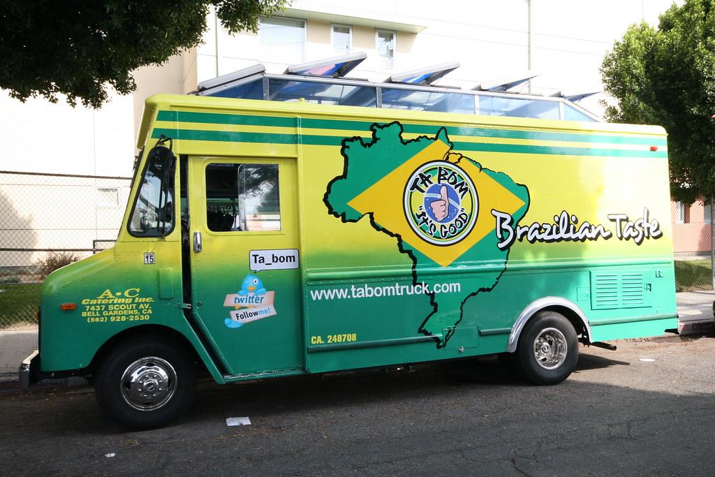 Ta Bom Food Truck