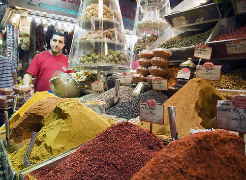 Istanbul Spice Market | by tomkellyphoto